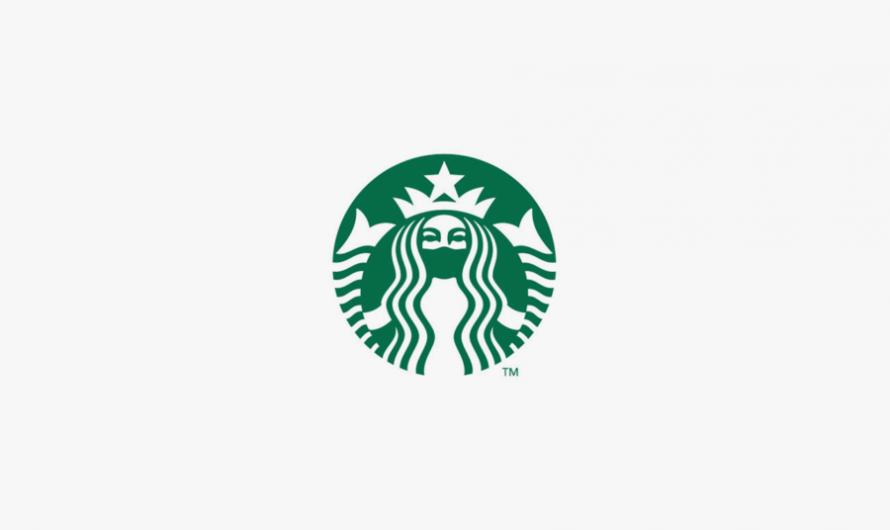 Los logos de grandes marcas se contagian por el coronavirus.