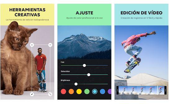 Aplicaciones de diseño para no diseñadores.